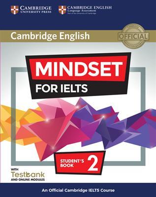 خرید کتاب انگليسی Mindset for IELTS Level 2