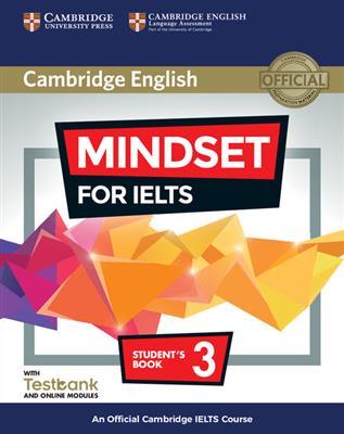 خرید کتاب انگليسی Mindset for IELTS Level 3