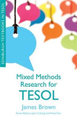 خرید کتاب انگليسی Mixed Methods Research for TESOL