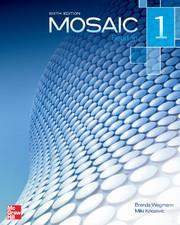 خرید کتاب انگليسی Mosaic 1: reading 6th Edition+CD