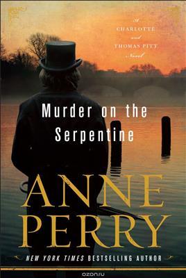 خرید کتاب انگليسی Murder on the Serpentine-Full Text