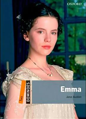 خرید کتاب انگليسی New Dominoes 2: Emma+CD