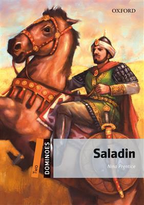 خرید کتاب انگليسی New Dominoes 2: Saladin+CD