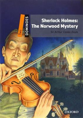 خرید کتاب انگليسی New Dominoes 2: Sherlock Holmes: The Norwood Mystery+CD