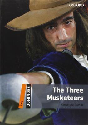خرید کتاب انگليسی New Dominoes 2: The Three Musketeers+CD