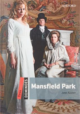 خرید کتاب انگليسی New Dominoes 3: Mansfield Park+CD