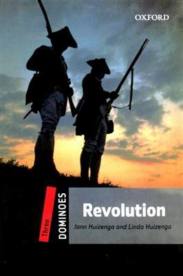 خرید کتاب انگليسی New Dominoes 3: Revolution+CD