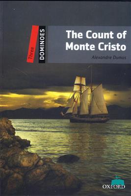 خرید کتاب انگليسی New Dominoes 3: The Count of Monte Cristo+CD