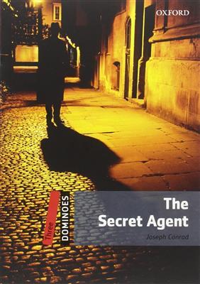 خرید کتاب انگليسی New Dominoes 3: The Secret Agent+CD
