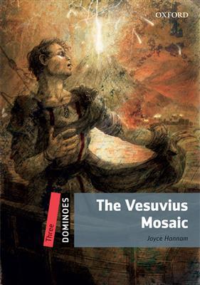 خرید کتاب انگليسی New Dominoes 3: The Vesuvius Mosaic+CD