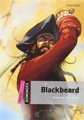 خرید کتاب انگليسی New Dominoes starter: Blackbeard+CD
