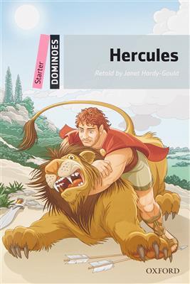 خرید کتاب انگليسی New Dominoes starter: Hercules+CD