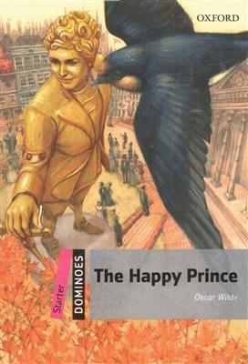 خرید کتاب انگليسی New Dominoes starter: The Happy Prince+CD