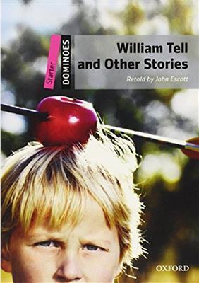خرید کتاب انگليسی New Dominoes starter: William Tell and Other Stories+CD