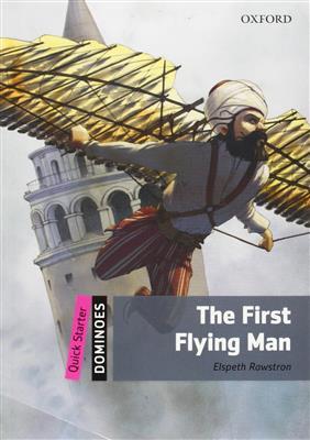 خرید کتاب انگليسی New Dominoes(Quick Starter): The First Flying Man+CD