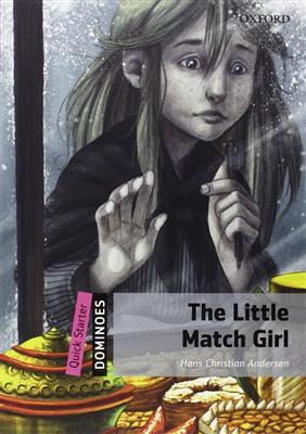 خرید کتاب انگليسی New Dominoes(Quick Starter): The Little Match Girl+CD