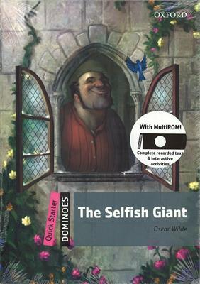 خرید کتاب انگليسی New Dominoes(Quick Starter): The Selfish Giant+CD