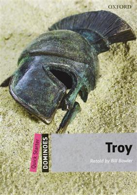 خرید کتاب انگليسی New Dominoes(Quick Starter): Troy+CD