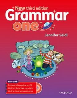 خرید کتاب انگليسی New Grammar 1 (3rd)+CD