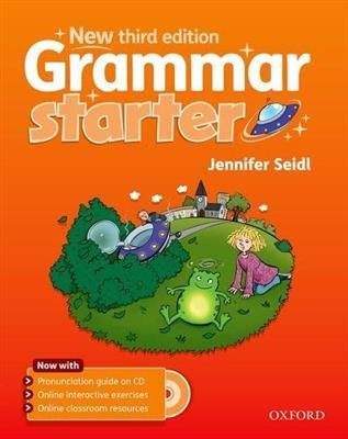 خرید کتاب انگليسی New Grammar Starter (3rd)+CD