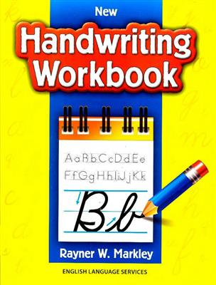 خرید کتاب انگليسی New Handwriting Workbook
