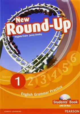 خرید کتاب انگليسی New Round-up 1+2CD