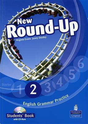 خرید کتاب انگليسی New Round-up 2+2CD