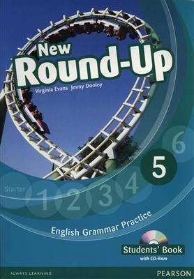 خرید کتاب انگليسی New Round-up 5+2CD
