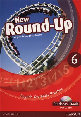 خرید کتاب انگليسی New Round-up 6+2CD
