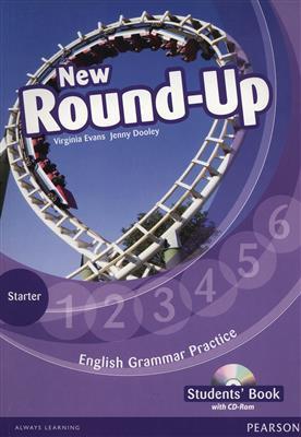 خرید کتاب انگليسی New Round-up Starter+2CD