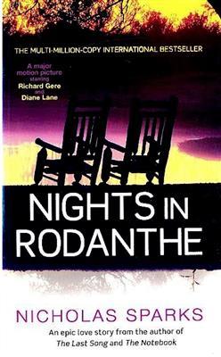 خرید کتاب انگليسی Nights in Rodanthe-Full Text