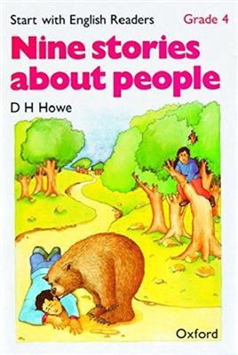 خرید کتاب انگليسی Nine Stories About People