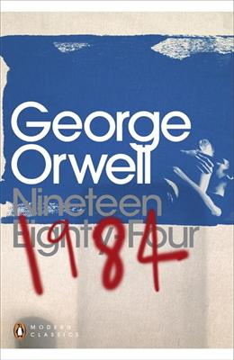 خرید کتاب انگليسی Nineteen Eighty-Four 1984 (Penguin Modern Classics)