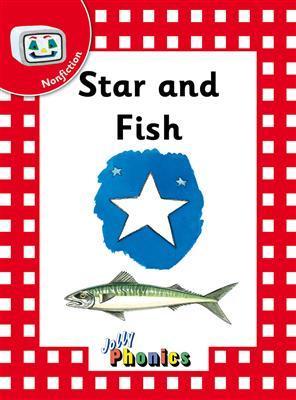 خرید کتاب انگليسی Nonfiction 1 Star and Fish