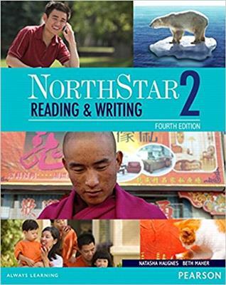 خرید کتاب انگليسی NorthStar2: Reading and Writing 4th+CD