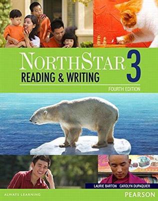 خرید کتاب انگليسی NorthStar3: Reading and Writing 4th+CD