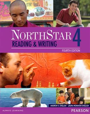 خرید کتاب انگليسی NorthStar4: Reading and Writing 4th+CD
