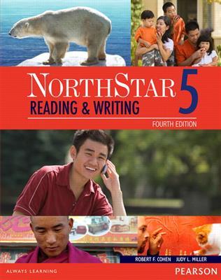 خرید کتاب انگليسی NorthStar5: Reading and Writing 4th+CD