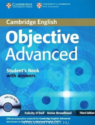 خرید کتاب انگليسی Objective Advanced 3rd (SB+WB+ 2CD)