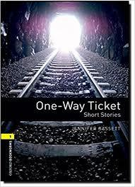 خرید کتاب انگليسی One-Way Ticket : Level 1