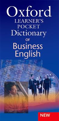 خرید کتاب انگليسی Oxford Learners Pocket Dictionary of Business English