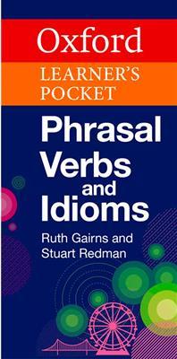 خرید کتاب انگليسی Oxford Learners Pocket Phrasal Verbs and Idioms