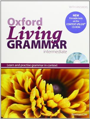 خرید کتاب انگليسی Oxford Living Grammar Intermediate+CD