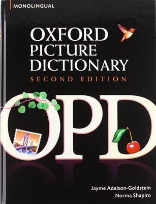 خرید کتاب انگليسی Oxford Picture Dictionary(OPD-H.B)+CD