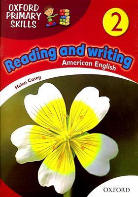 خرید کتاب انگليسی Oxford Primary Skills 2 reading & writing+CD