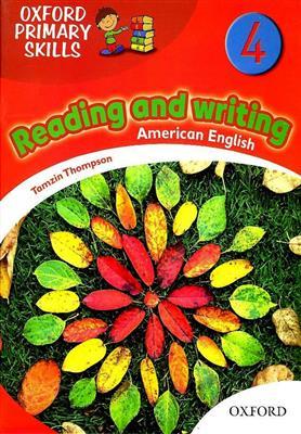خرید کتاب انگليسی Oxford Primary Skills 4 reading & writing+CD