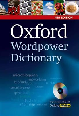 خرید کتاب انگليسی Oxford Wordpower Dictionary