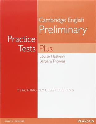 خرید کتاب انگليسی PET Practice Tests Plus with Key