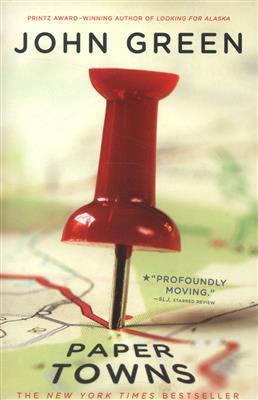 خرید کتاب انگليسی Paper Towns-Full Text