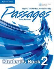 خرید کتاب انگليسی Passages 2 video activities 3rd+DVD